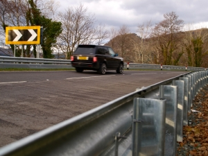 FlexGuard motorcyclist protection in Scotland