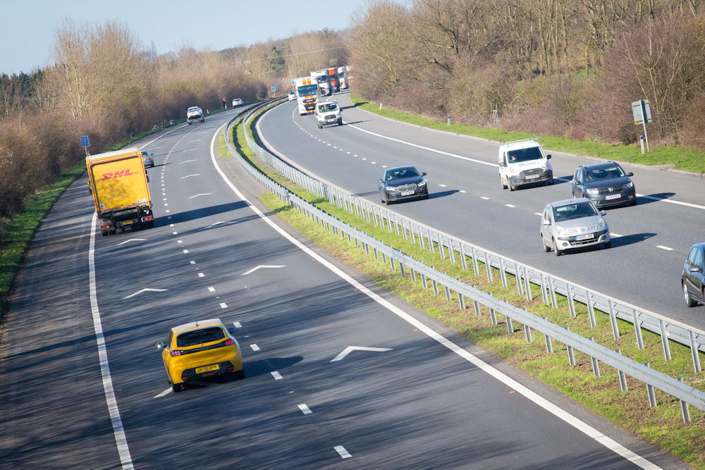 Highways England legacy systems installed on the M2